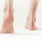 あしたの、足に。
